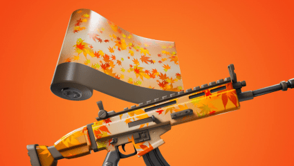 The Fortnite Community Crushes The Autumn Queen's Quest, Everyone Earns The Fallen Leaf Wrap