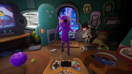 Trover Saves The Universe, The Game From The Creator of Rick And Morty, Is On Its Way To Switch and Xbox One