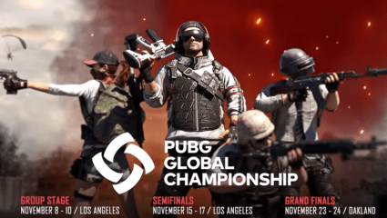 The 2019 PUBG Global Championship Kicks Off Thing Weekend - Here Is Whats At Stake and How The Tournament Is Formatted