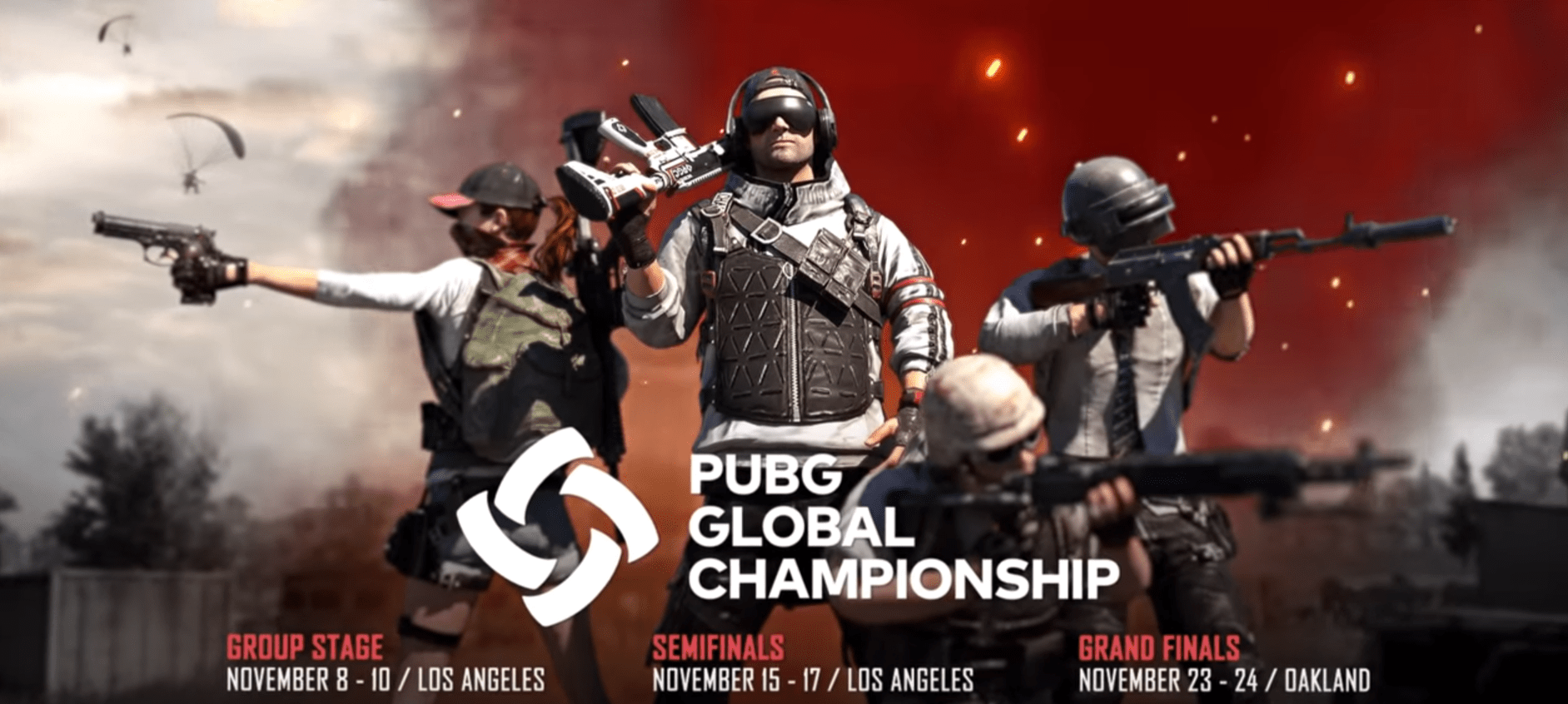 The 2019 PUBG Global Championship Kicks Off Thing Weekend – Here Is Whats At Stake and How The Tournament Is Formatted
