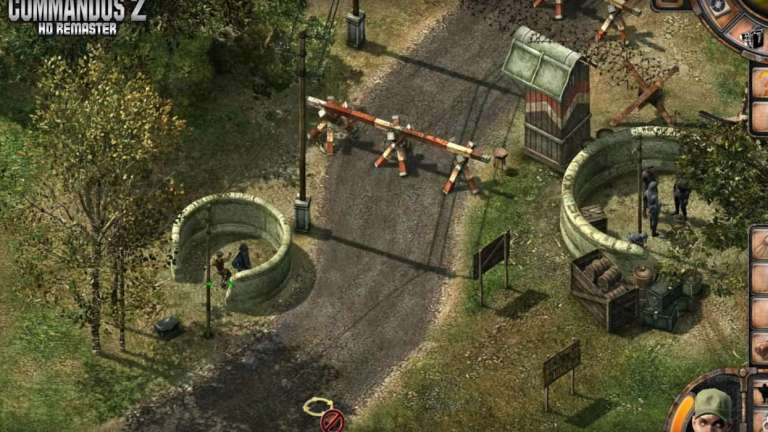 The Real-Time Tactics Game Commandos 2 Is Getting A Remaster According To Publisher