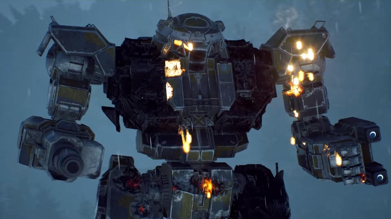 Veteran Battletech Author And Piranha Games Partner For 8-Part Novella Based On Mechwarrior 5: Mercenaries
