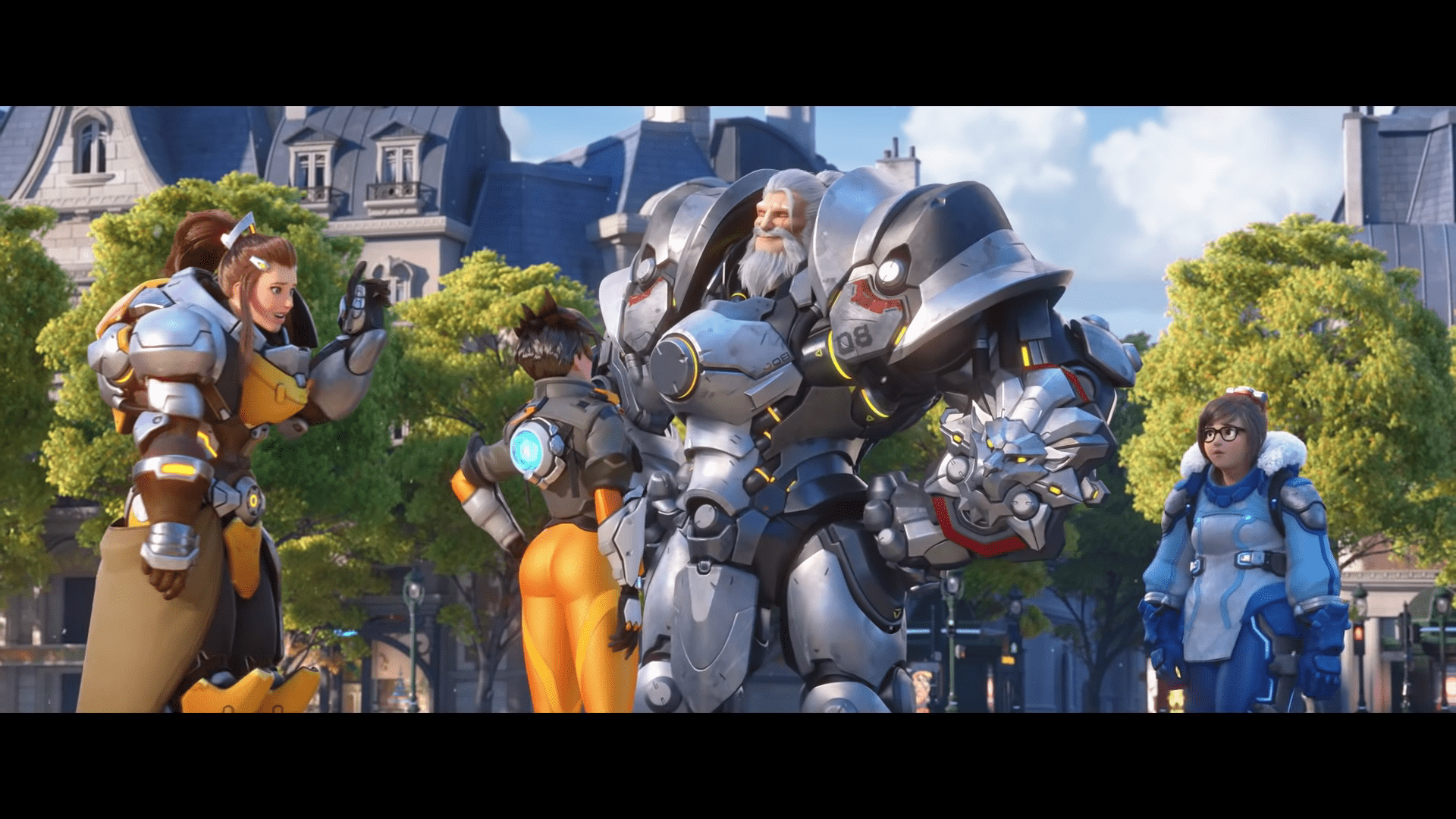 Professional Chinese Overwatch Teams Are Fully Stumped On Current Meta Chaos From PTR