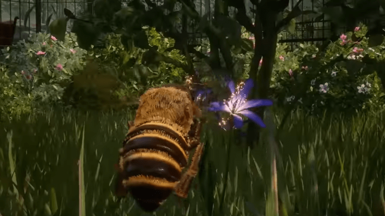 Bee Simulator - Gamers Will See The World Through The Eyes Of A Bee, Coming This Week To All Platforms