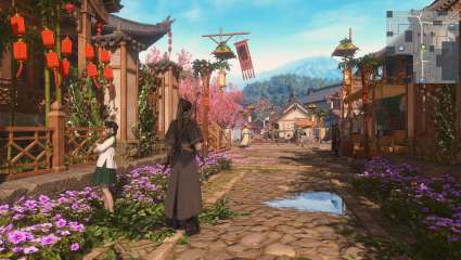 Action RPG GuJian 3 Adds English Language Option In November Update
