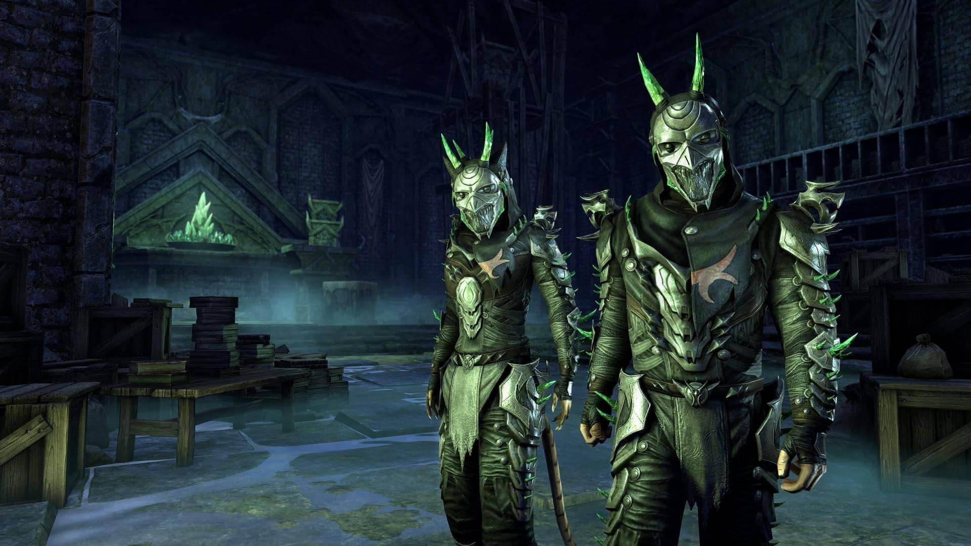 Elder Scrolls Online Announces November Crown Store Showcase