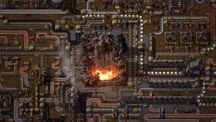 'Factorio' Finally Has An Official 1.0 Release Date, Will Continue To Receive Content And Polish Afterwards