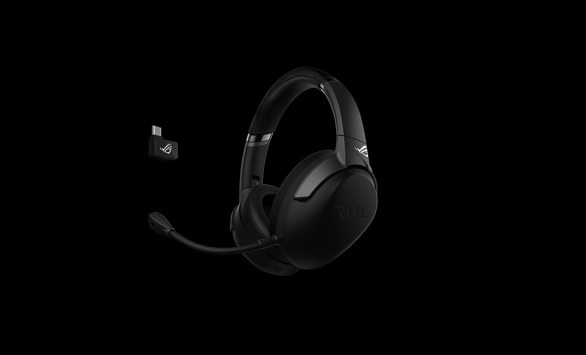 New Asus Gaming Headset Features AI To Cancel Noise From Various Sources, Can Last Up To 25 Hours