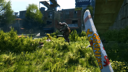 Dying Light Holds A Week Long Double XP Event, With A Chance To Receive The Best Bow In Game
