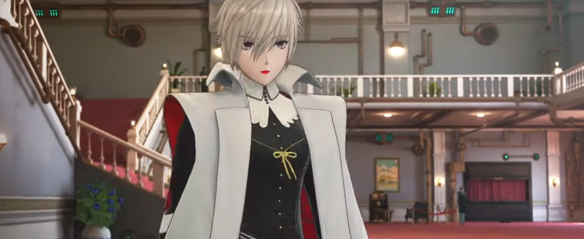 Persona Artist Created Original Character For Project Sakura Wars