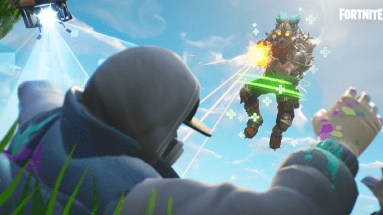 Fortnite's Siphon Mode Is Back For A Limited Time. The Only Way To Regain Health And Shield Is By Eliminating Other Players!