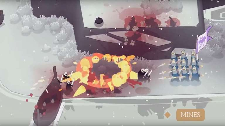 The Epic Games Store Is Offering The Tactical Roguelite Bad North: Jotunn Edition For Free