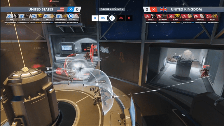 The Overwatch World Cup Is Well Underway; Highlights Decent Play Along With Many Problems