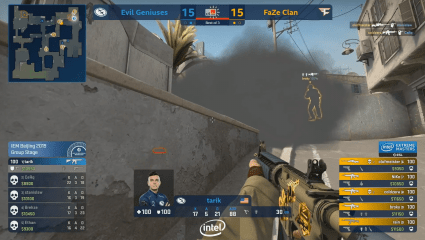 Two Days Down In Intel Extreme Masters Beijing 2019 Professional Counter-Strike Tournment
