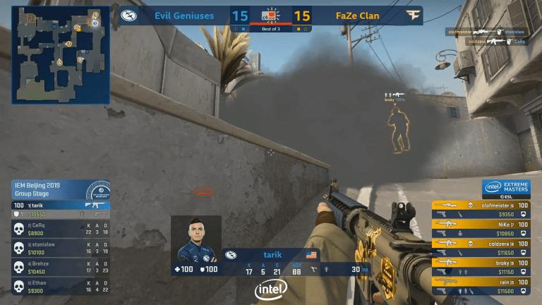 CS:GO - Vitality Foiled Again On Their Pick Of Vertigo As They Faced Mousesports