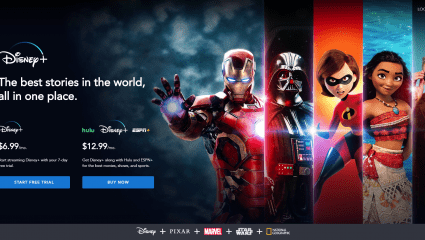 New Disney Streaming Service, Disney+, Has Already Lost Thousands Of Accounts