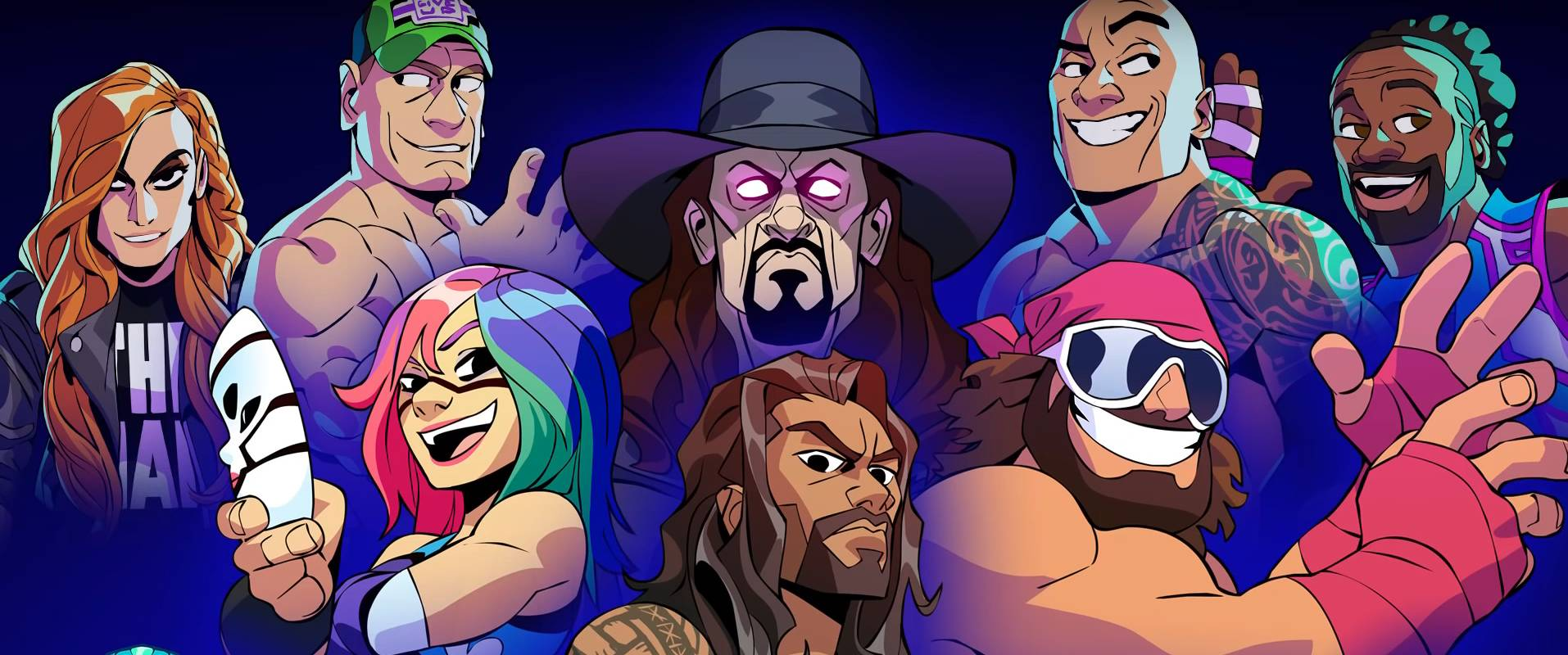 Brawlhalla Patch 3.51 Introduces Four More WWE Superstars Into the Ring