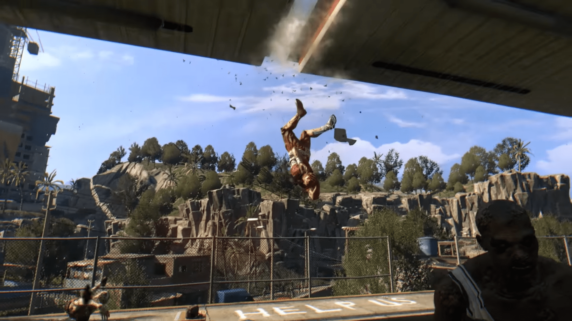 Techland's Dying Light Offers In-Game Bundle With All Proceeds Going to COVID-19 Relief Efforts
