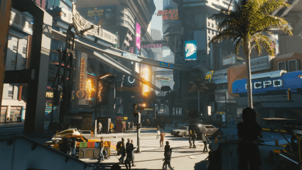 Cyberpunk 2077 Has New Concept Art Showing The Gang-Infested District Of Heywood