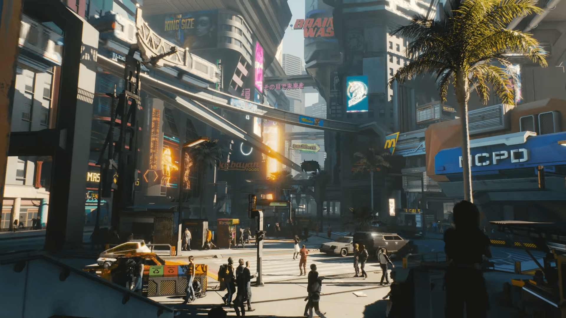 Cyberpunk 2077 multiplayer may have microtransactions