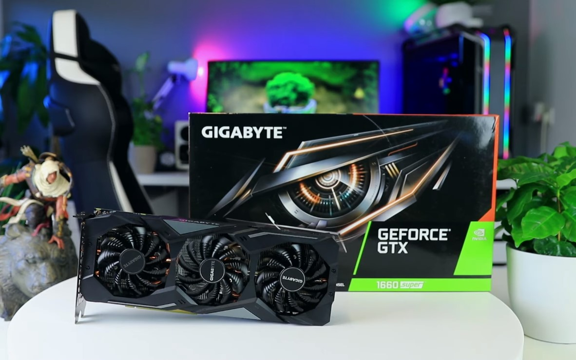 The Gigabyte Custom Geforce GTX 1660 SUPER Line-Up Is Confirmed To Come In Three High-End Models