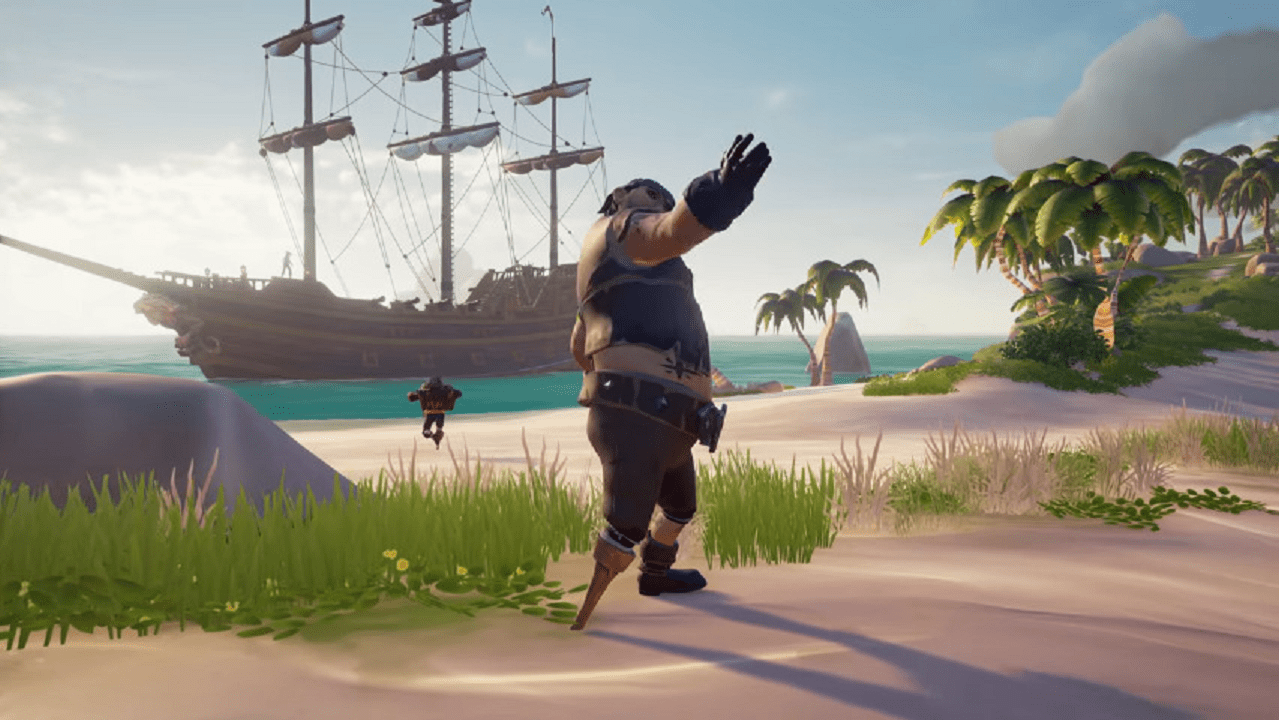 For Those Booty-Seeking Pirates Out There: Sea Of Thieves Now Has An Official Page On Steam Marketplace
