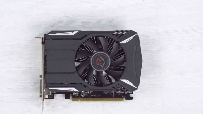 Asrock's Phantom Gaming Radeon RX550 2G Features Double-Bearing Design That Doubles Lifespan Of Fans