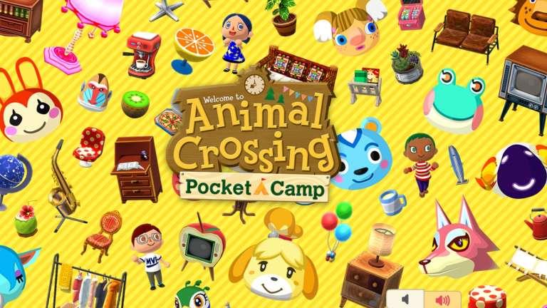 Animal Crossing Pocket Camp Is Seeking Player Feedback About Their Favorite Campers