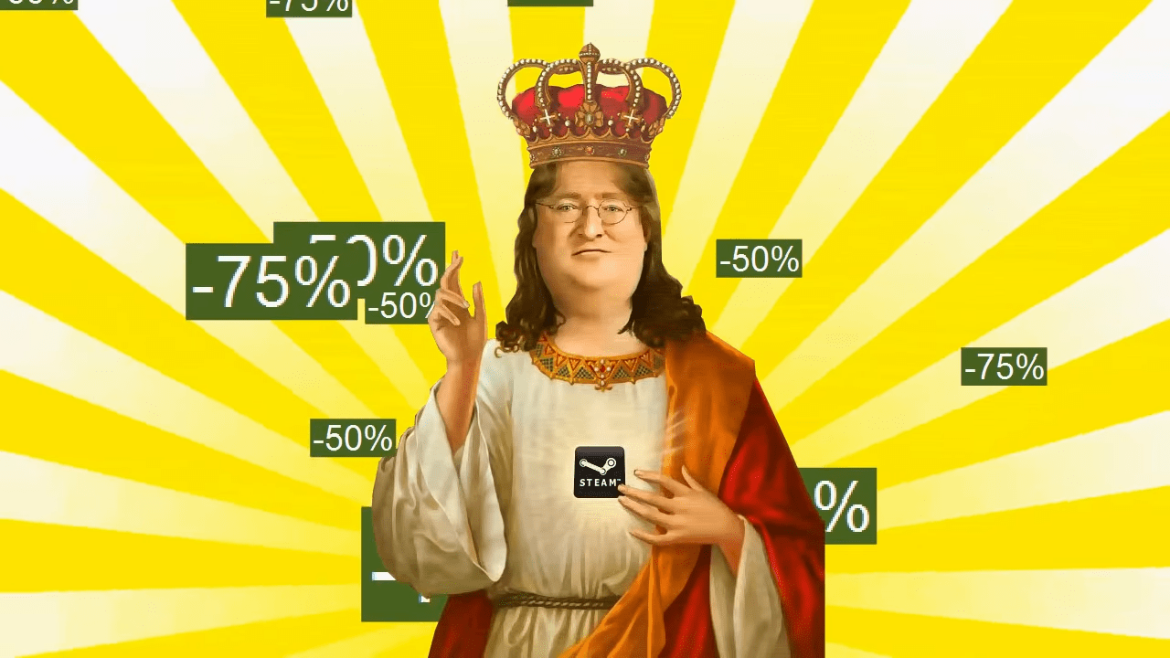 Upcoming Steam Sale Dates Leaked Yet Again; Happens Sooner Than You'd Think