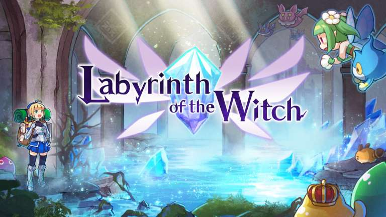 A Neverending, Always Changing Adventure Comes To Switch With a Witch This November