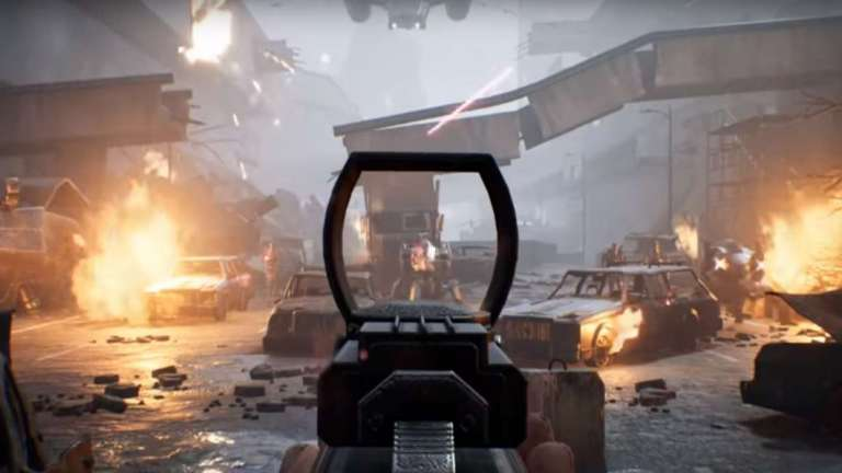 The Latest Trailer For Terminator: Resistance Showcases A Competent And Exciting First-Person Shooter