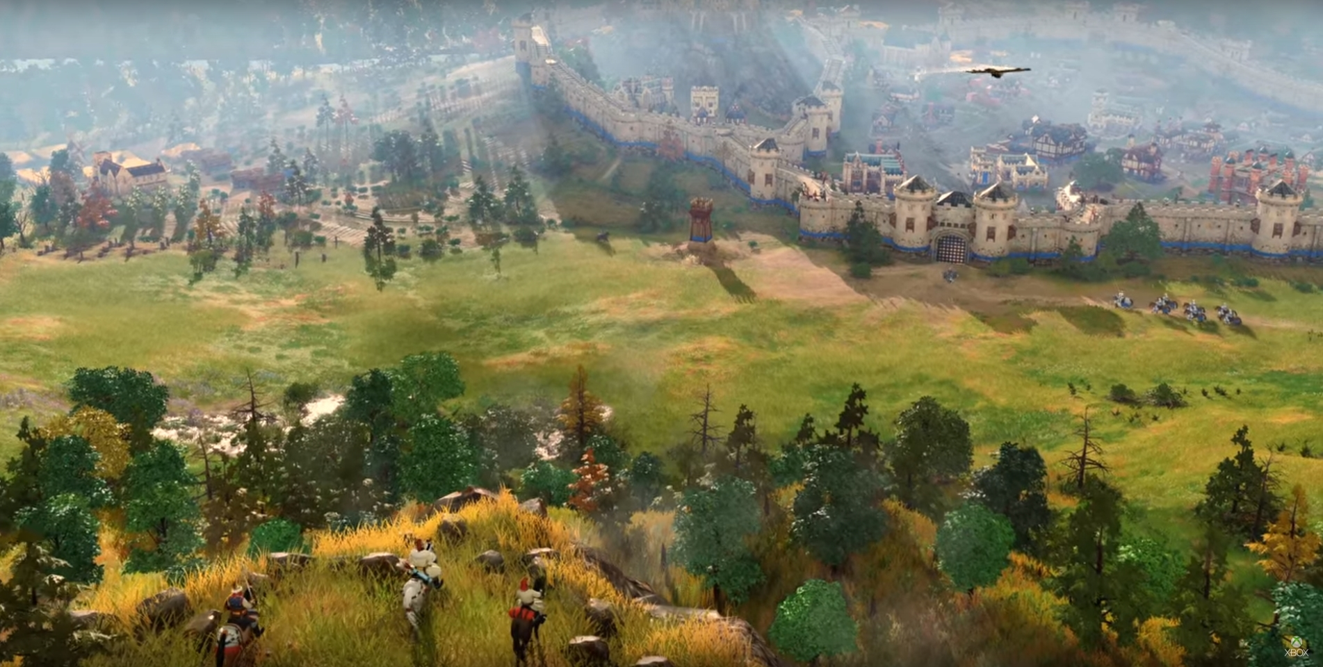 Age of Empires IV Gets A New Gameplay Reveal And It's Beautiful