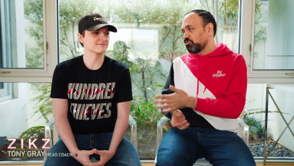 Zikz Announced As The New Head Coach For 100 Thieves League Of Legends Team