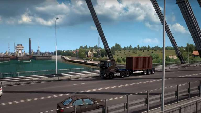 New DLC For Euro Truck Simulator 2 Comes Out In December; A New Trailer Is Available Now