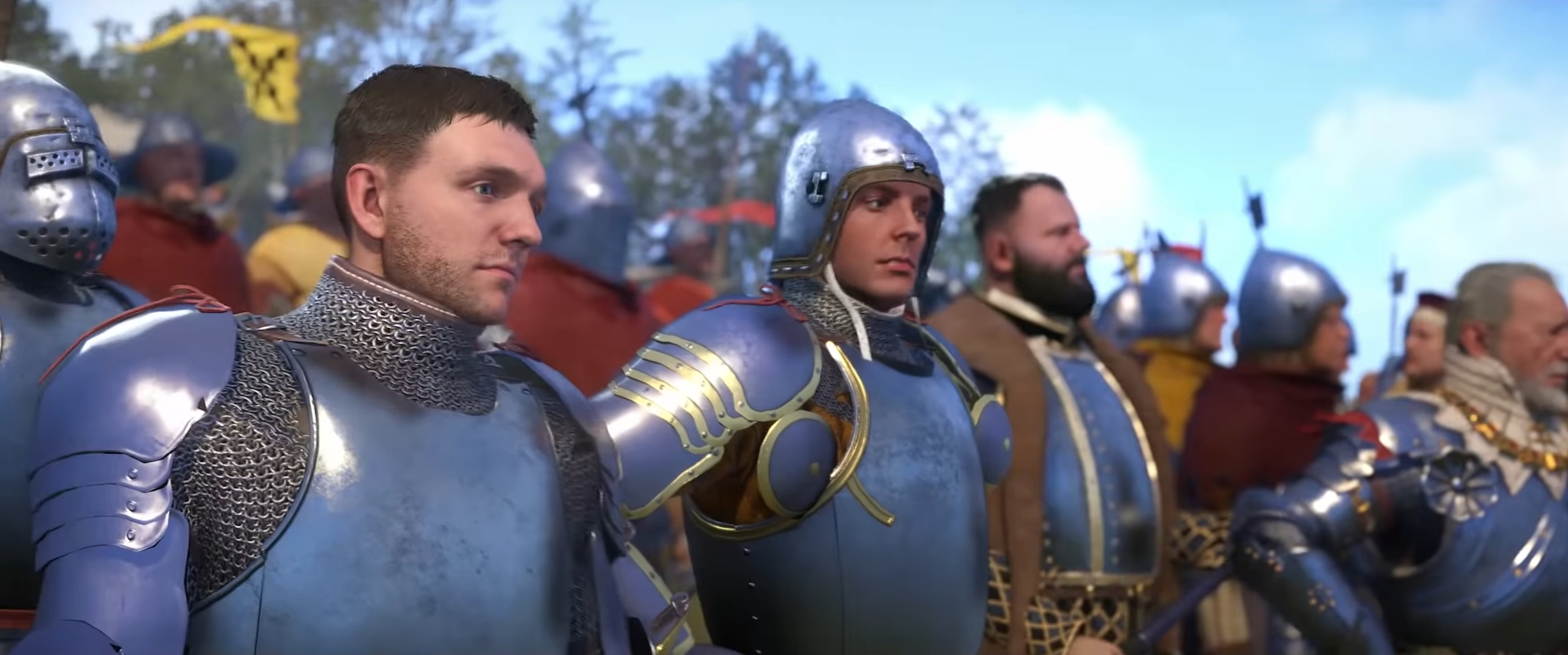 Kingdom Come Deliverance Releases Third Scripting Tutorial Video And Adds Spanish Audio Translation