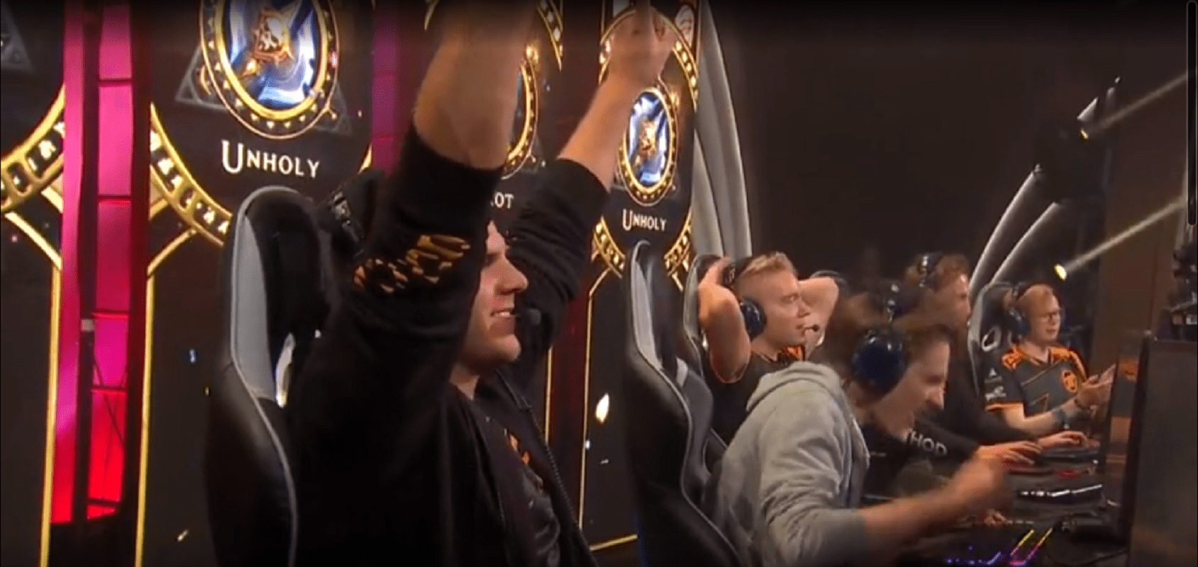 Blizzard Esports Champs Had A Terrible Experience During Grand Finals At Blizzcon
