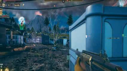 A New Update Is Out Now In The Outer Worlds; Addresses The Small Text That Has Been Present Since Launch