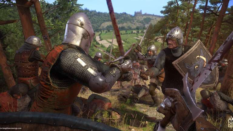 Warhorse Studios' Kingdom Come: Deliverance Live-Action Adaptation Announced