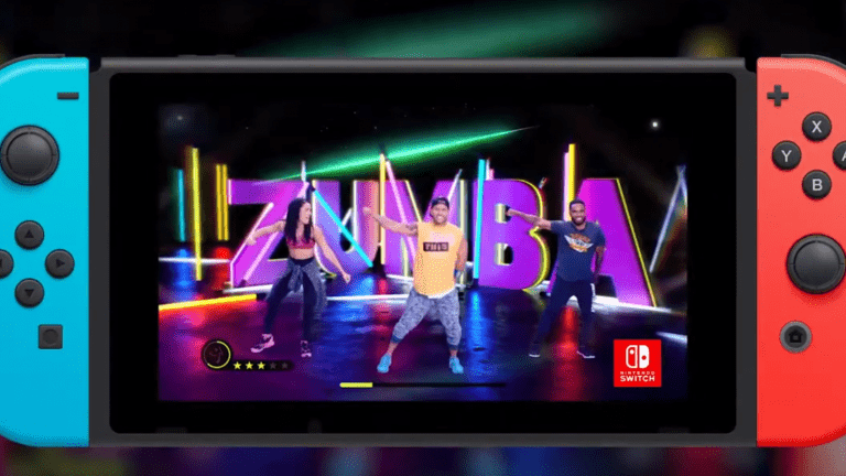 Get Fit While Dancing In Your Living Room With Zumba: Burn It Up! Coming To Nintendo Switch