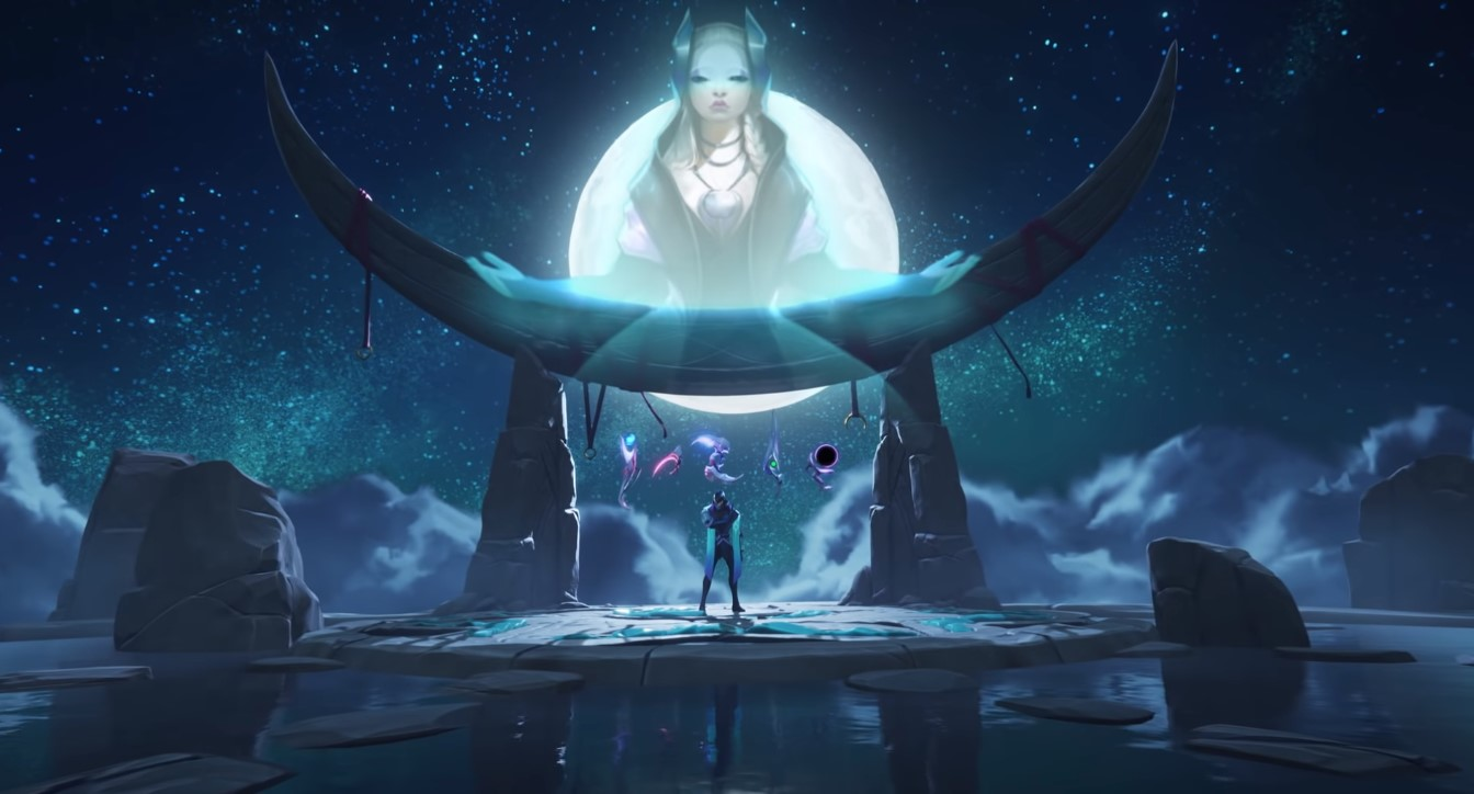 Aphelios, The 147th Champion Of League Of Legends, Took More Than 1 Year To Build