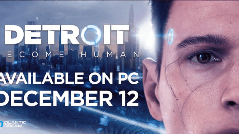 Detroit: Become Human Gets A Release Date For The PC Version, See The World Through The Eyes Of An Android December 12