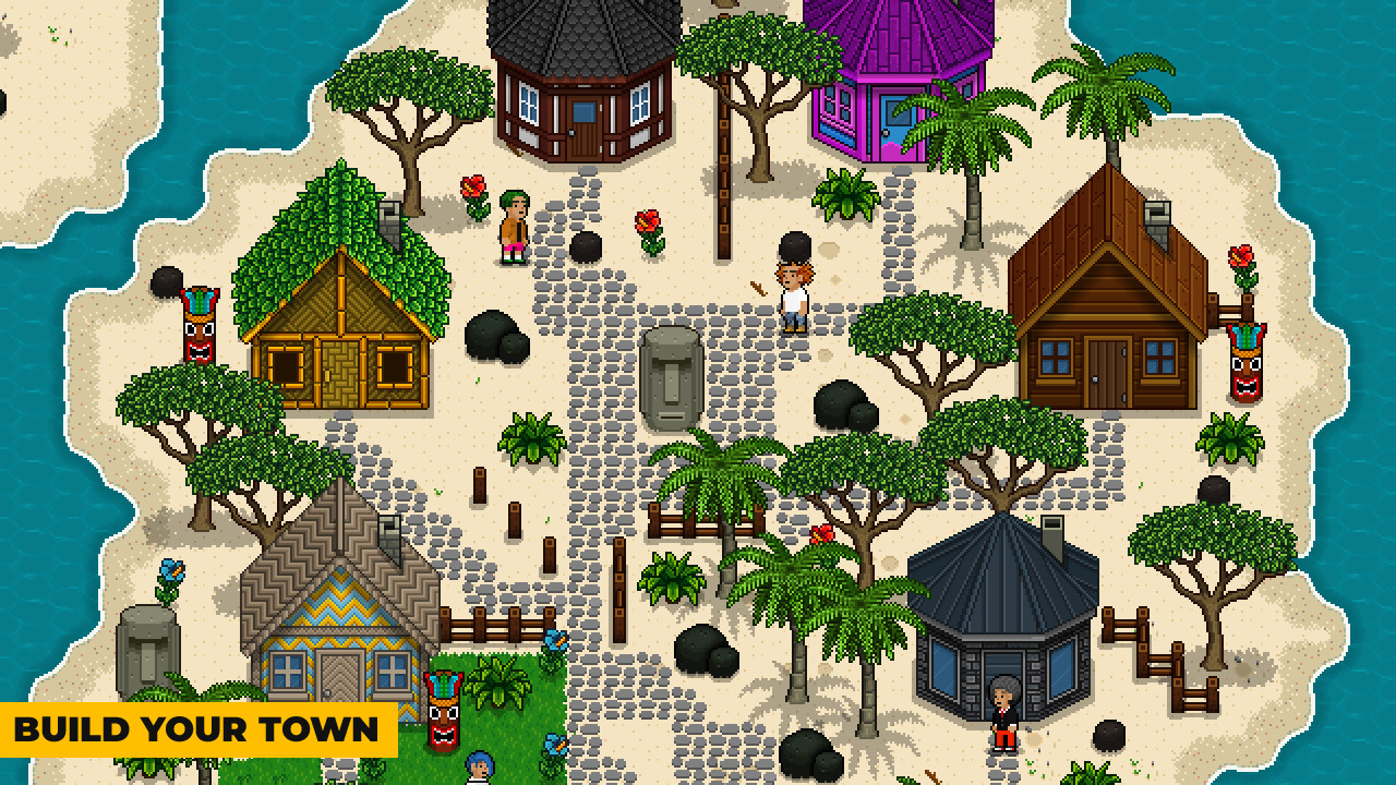Create A Paradise Of Your Own Making In The Islander: Town Architect