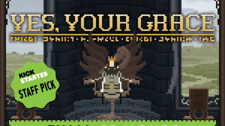 Live Like A King In Yes, Your Grace, An Upcoming Kingdom Simulation Game