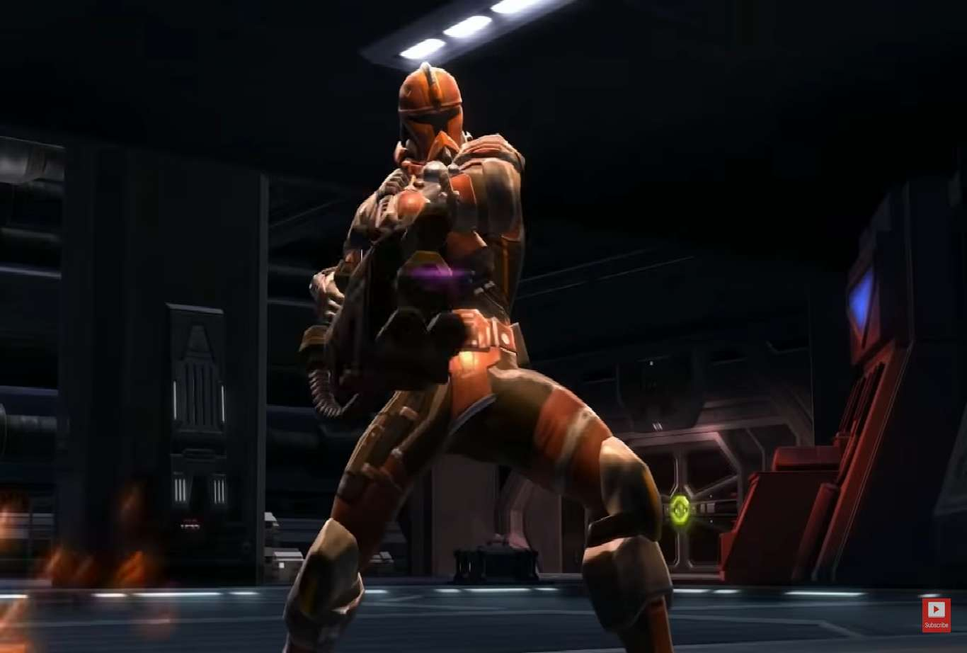 Tacticals Make Commandos And Mercenaries More Potent Healers And DPS In Star Wars The Old Republic