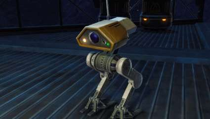 Star Wars The Old Republic Celebrates The Release Of Jedi Fallen Order With A Mini-Pet