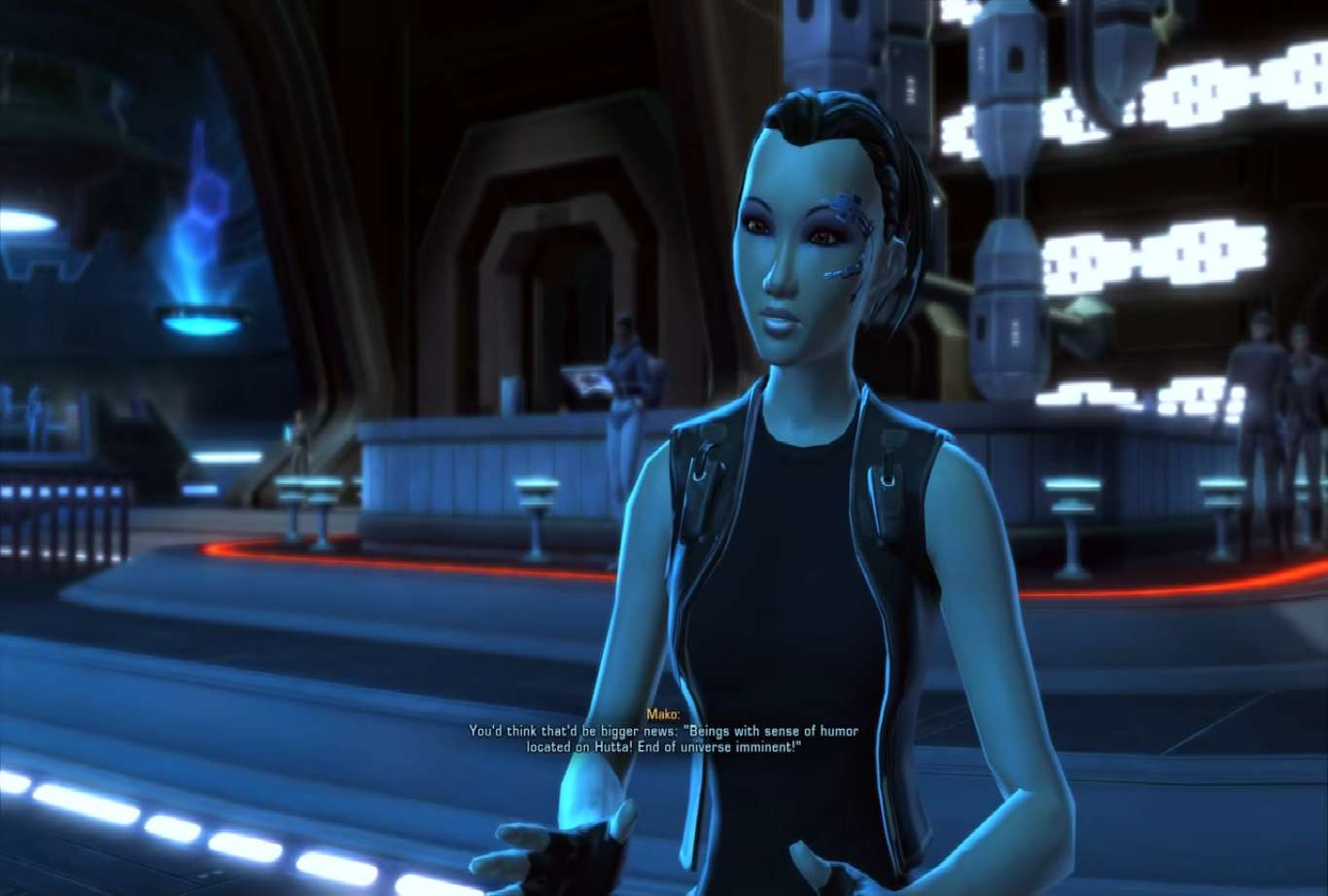 Star Wars The Old Republic 6.0.1a A Short List Of Much-Needed Updates To The Game