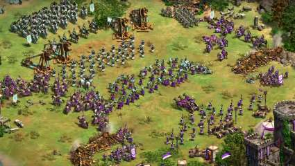 Age Of Empires II Gets A New Spring-Themed Update Filled With Improvements And New Content