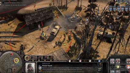 The Real-Time Strategy Game Company Of Heroes 2 Is Now Free On Steam Thanks To Relic Entertainment
