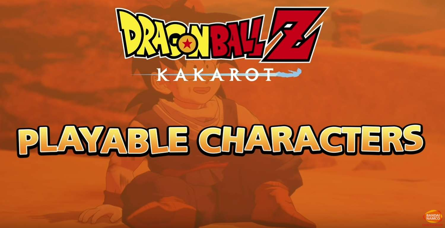 New Dragon Ball Z Kakarot Trailer Highlights Playable Characters And Support Fighters