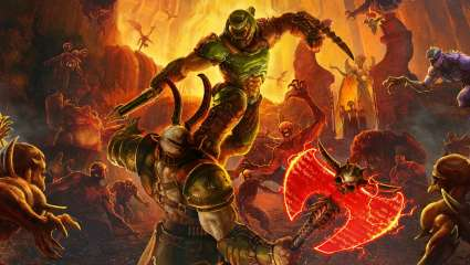 There Are Two Secrets Of id Software's Recent DOOM Eternal: Here's How To Unlock Them